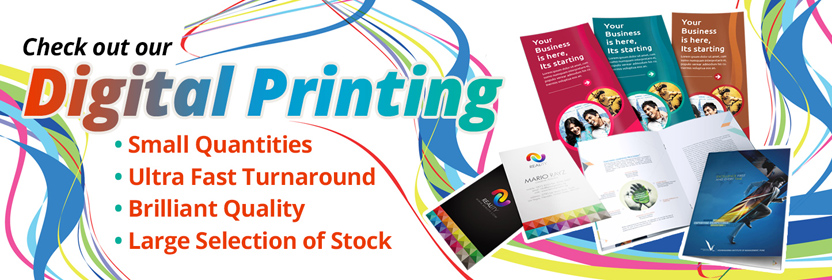 Color Brochure Printing Business Cards Postcards