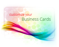 full color business card printing