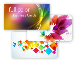 Full color business card printing business card printing reheart Gallery