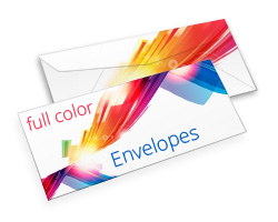 Full Color Envelopes Printing